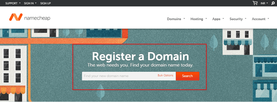 Namecheap domain registrar - BlogTipsTricks