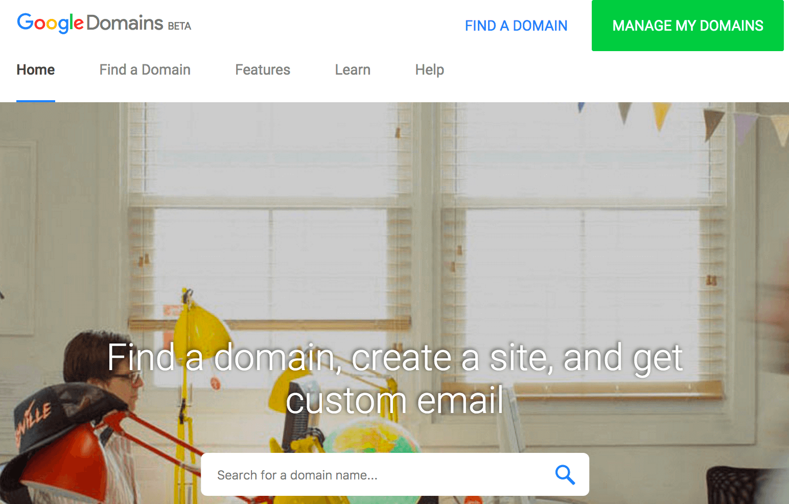 Google domains beta domain registrar - BlogTipsTricks