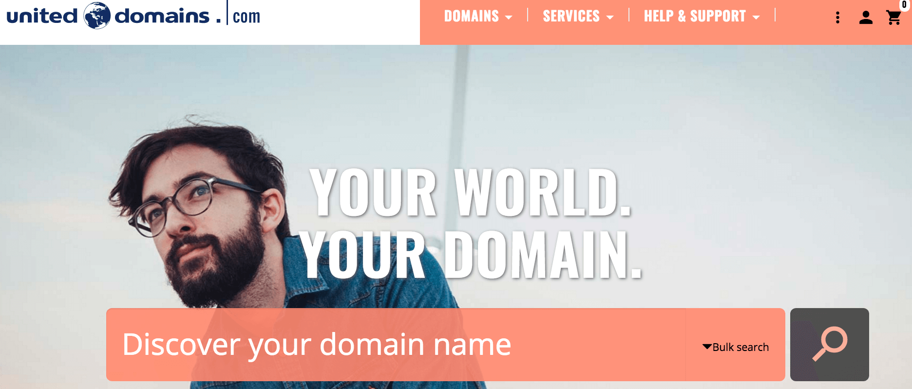 United domains domain registrar - BlogTipsTricks