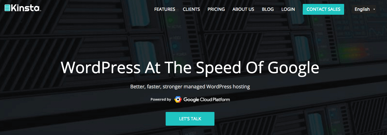 Kinsta WordPress managed hosting - BlogTipsTricks