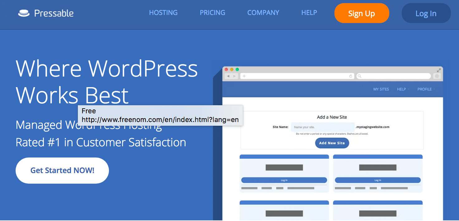 Pressable managed WordPress hosting - BlogTipsTricks