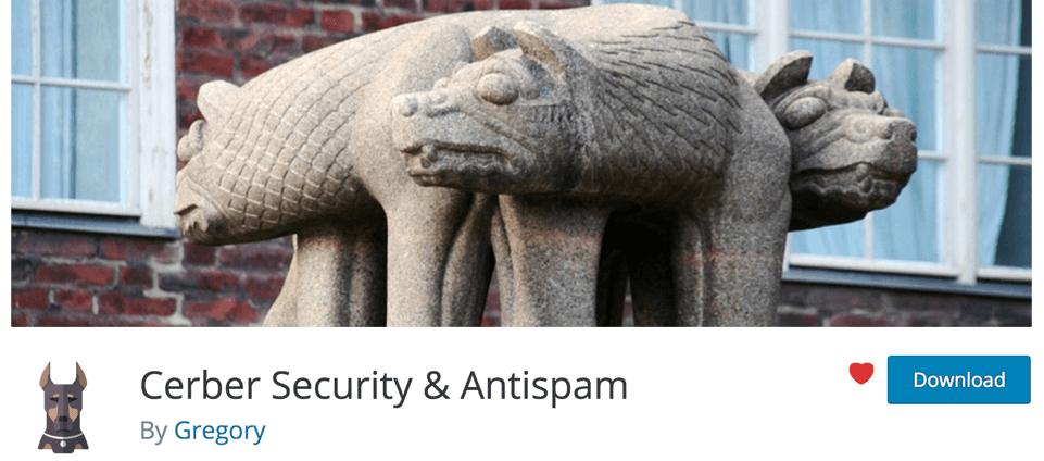 Cerber Security Antispam - BlogTipsTricks