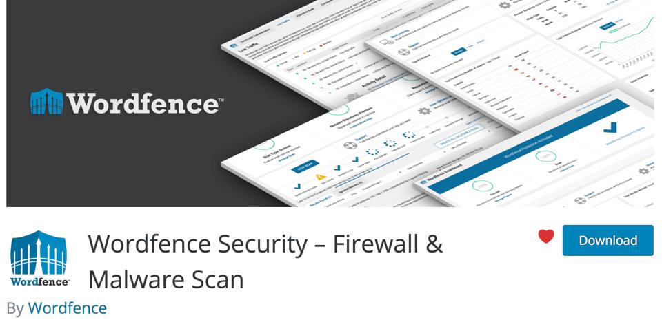 Wordfence Security – Firewall Malware Scan - BlogTipsTricks