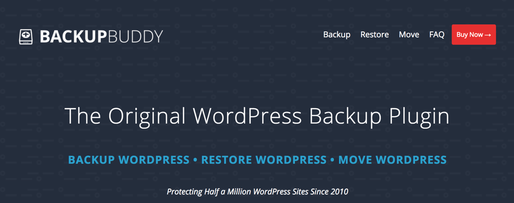 BackupBuddy WordPress Backup Plugin - BlogTipsTricks