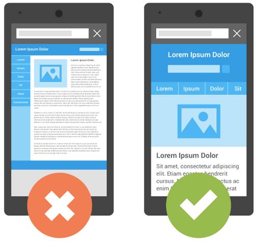 Google mobile friendly update - BlogTipsTricks