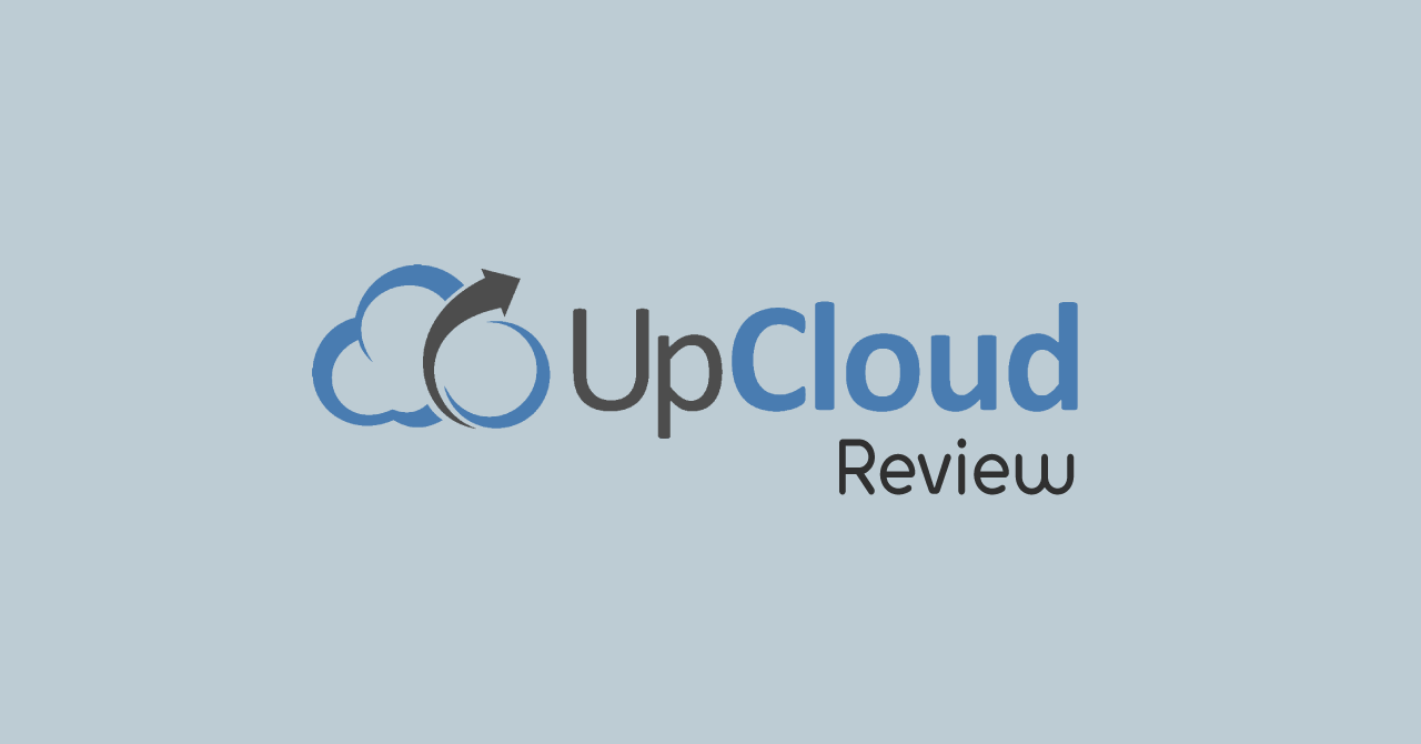 UpCloud Review: World's fastest cloud servers @ 5$/mo