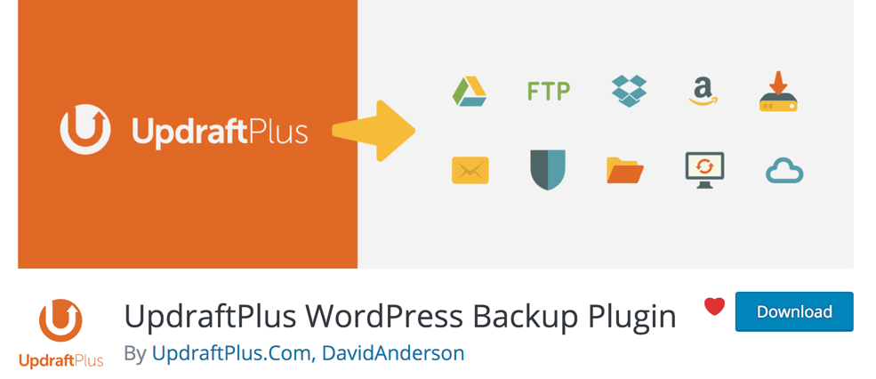 UpdraftPlus WordPress Backup Plugin - BlogTipsTricks
