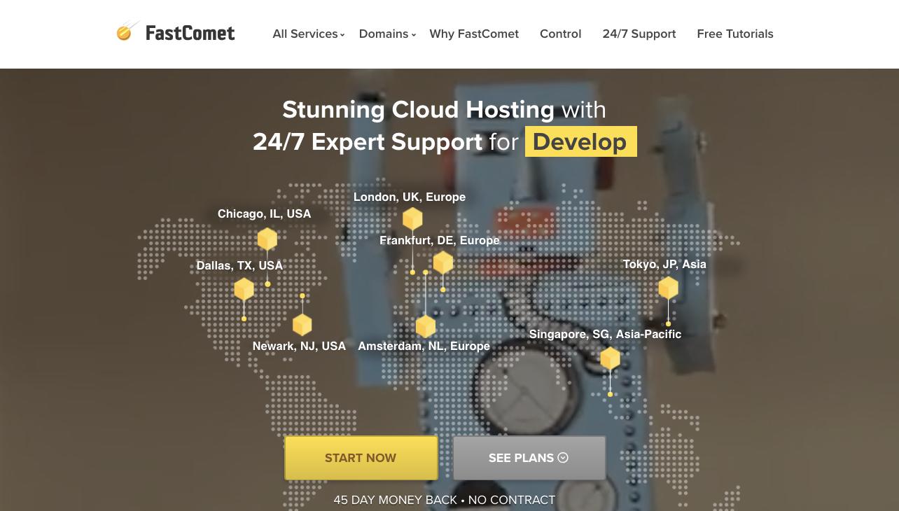 FastComet - BlogTipsTricks