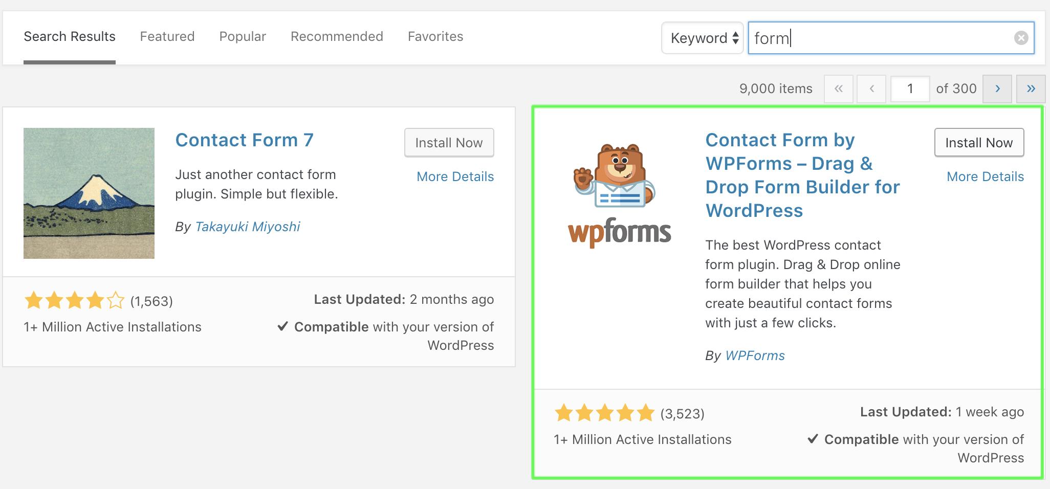 Install WPForms free Plugin - BlogTipsTricks